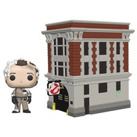 Pop! Town: Ghostbusters - Peter with House