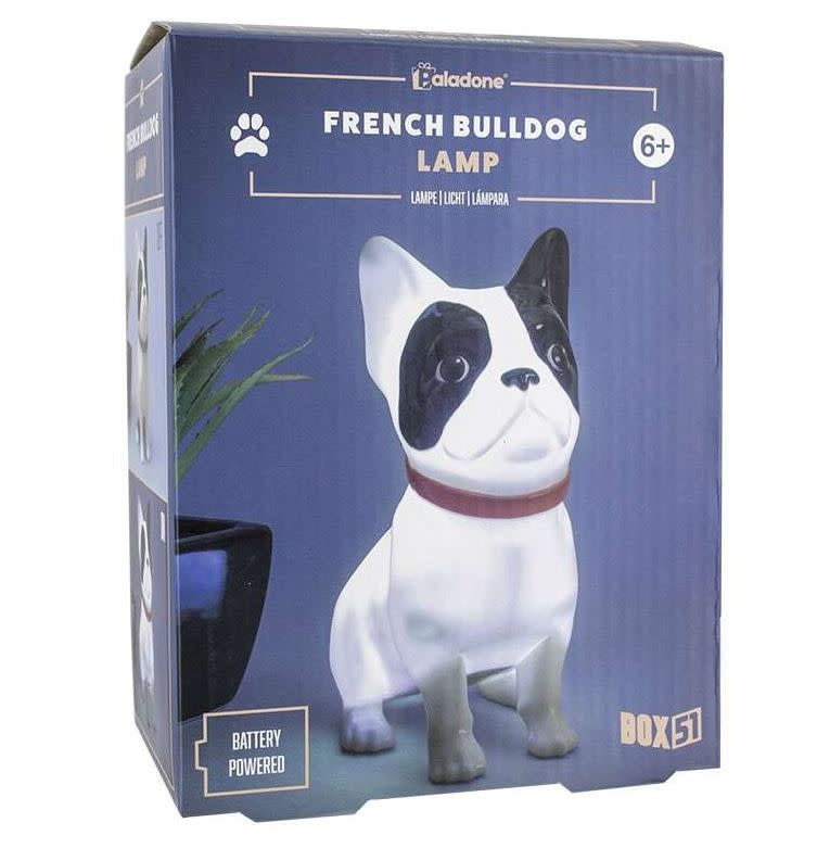 Paladone French Bulldog Lamp