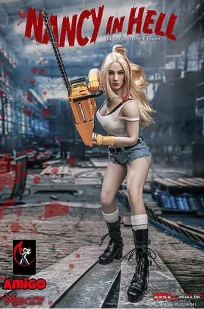 ARH studio PRE ORDER:Nancy in Hell: Nancy 1:6 Scale Action Figure
