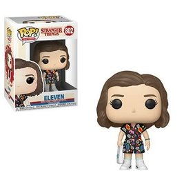 FUNKO Pop! TV: Stranger Things Season 3 - Eleven in Mall Outfit