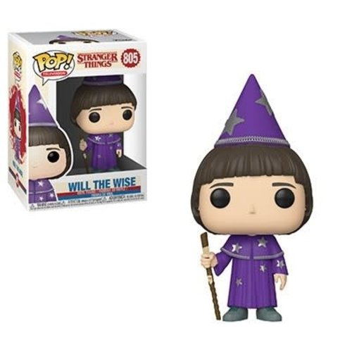 FUNKO Pop! TV: Stranger Things Season 3 - Will the Wise