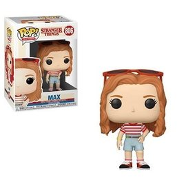 FUNKO Pop! TV: Stranger Things Season 3 - Max in Mall Outfit