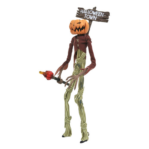 Diamond Direct Nightmare before Christmas: Silver Anniversary - Pumpkin King Jack Figure