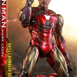 Hot toys PRE ORDER: Marvel: Avengers Endgame - BD Iron Man Mark LXXXV 1:6 Scale Figure