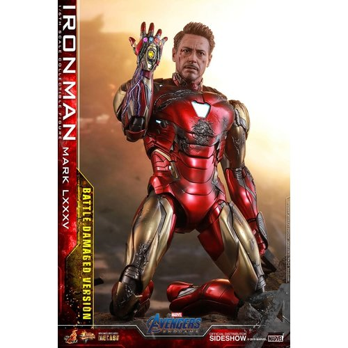 Hot toys PRE ORDER: Marvel: Avengers Endgame - BD Iron Man Mark LXXXV 1:6 Scale Figure
