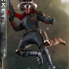 Hot toys PRE ORDER: Marvel: Avengers Endgame - Rocket 1:6 Scale Figure