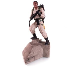 Iron Studios Ghostbusters: Winston Zeddemore 1:10 Scale Statue