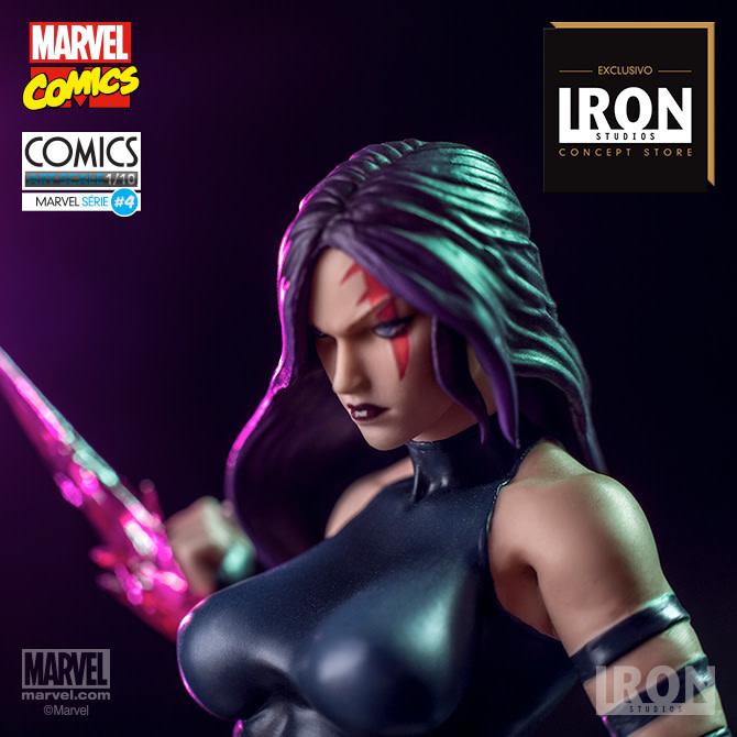 Iron Studios Marvel: X-Men - Psylocke 1:10 Scale Statue
