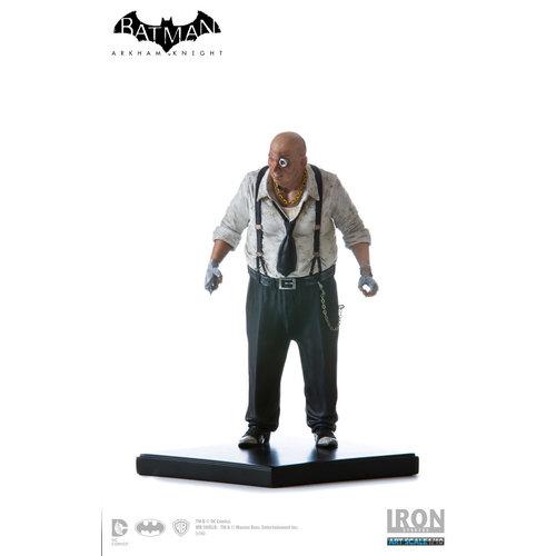 Iron Studios DC Comics: Batman Arkham Knight - Penguin 1:10 Scale Statue