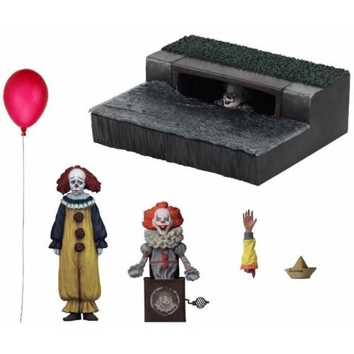 NECA IT: Pennywise  2017 Movie Accessory Pack