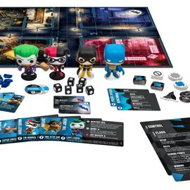 FUNKO PRE ORDER:  Pop! Funkoverse Strategy Game: DC Comics - English Base Set