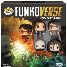 FUNKO PRE ORDER:  Pop! Funkoverse Strategy Game: Harry Potter - English Base Set
