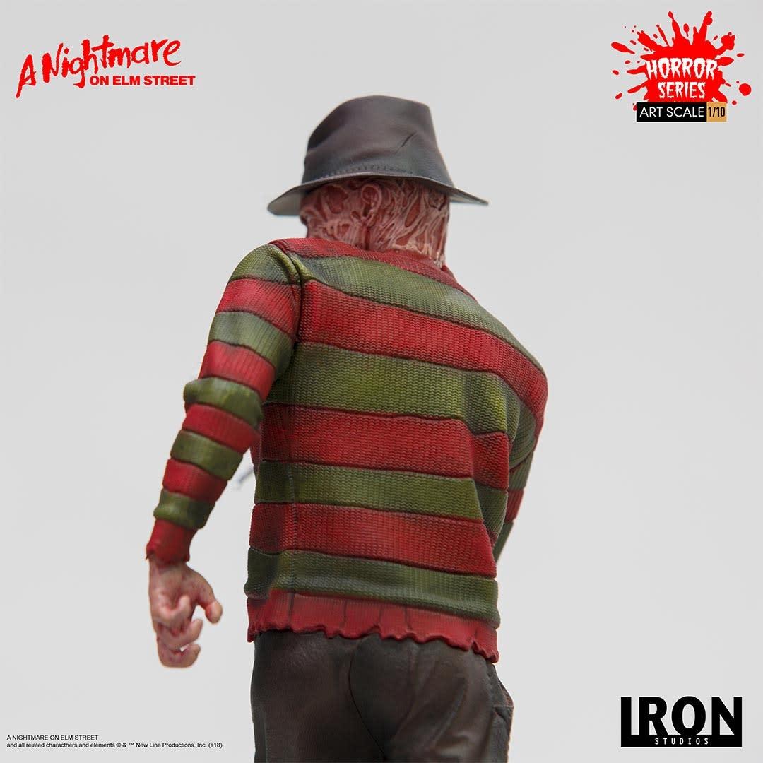 Iron Studios PRE ORDER: A Nightmare on Elm Street: Freddy Krueger 1:10 Scale Statue