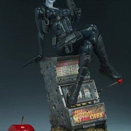 Sideshow Toys PRE ORDER: Marvel: X-Men - Domino Premium Statue