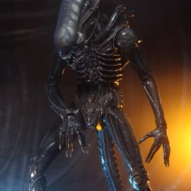 NECA PRE ORDER:  Alien: Ultimate 40th Anniversary Big Chap 1:4 Scale Action Figure