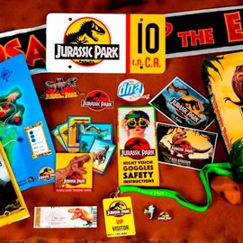 dr.collector Jurassic Park: Legacy Kit