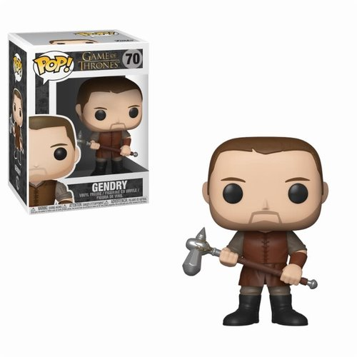 FUNKO Pop! TV: Game of Thrones - Gendry