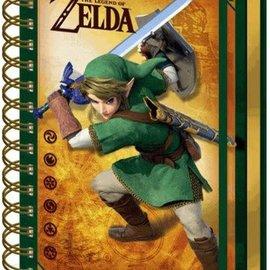 Hole In The Wall The Legend of Zelda Link - A5 3D Lenticular Notitieboek