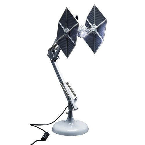Paladone Star Wars: Tie Fighter Posable Desk Lamp Version 2