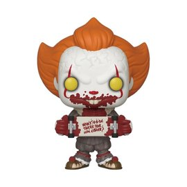 FUNKO Pop! Movies: IT Chapter 2 - Pennywise with Skateboard