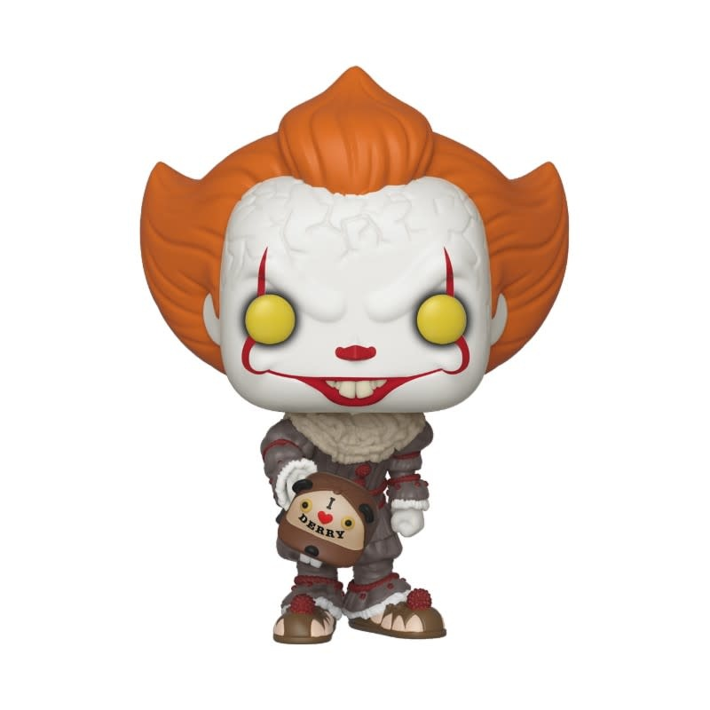 FUNKO Pop! Movies: IT Chapter 2 - Pennywise with Beaver Hat