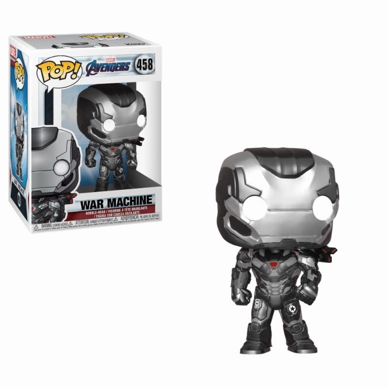 FUNKO Pop! Marvel: Avengers Endgame - War Machine