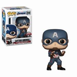 FUNKO Pop! Marvel: Avengers Endgame - Captain America LE