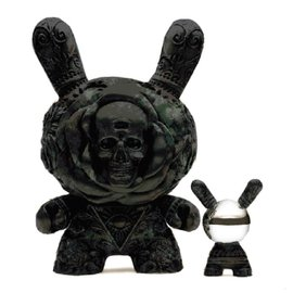 Kidrobot Arcane Divination: The Clairvoyant 20 inch Dunny by J*RYU