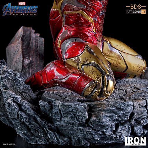 Iron Studios Marvel: Avengers Endgame - I Am Iron Man 1:10 Scale Statue