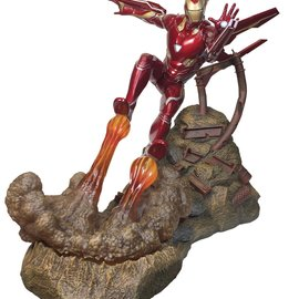 Diamond Direct Marvel Premier: Avengers 3 Iron Man Mk50 Statue