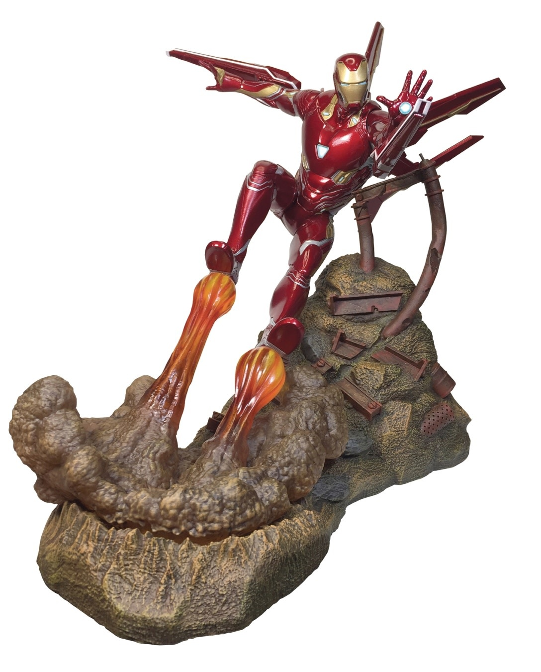 Diamond Direct Marvel Premier: Avengers 3 Iron Man Mk50 Statue