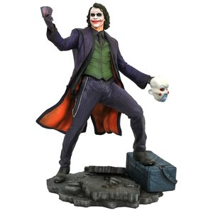 Diamond Direct DC Comics Gallery: Batman - Dark Knight Movie Joker PVC Figure