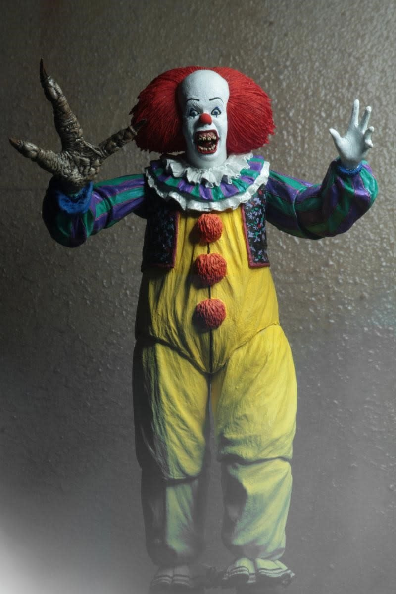 NECA IT: Ultimate Pennywise Version 2 - 7 inch Scale Action Figure