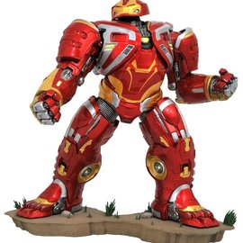 Diamond Direct Marvel Gallery: Avengers Infinity War - Hulkbuster Deluxe PVC Statue