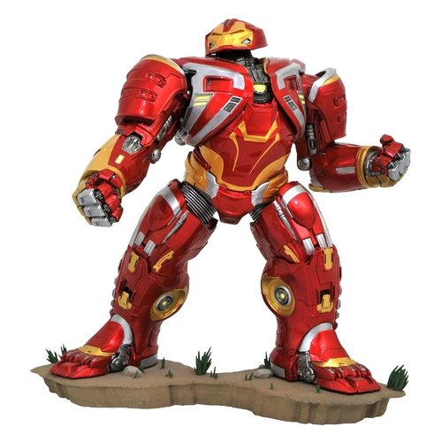Diamond Direct Marvel Gallery: Avengers Infinity War - Hulkbuster Deluxe PVC Statue