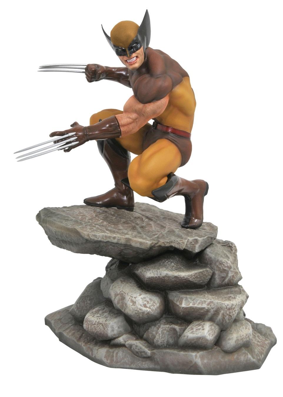 Diamond Direct Marvel Gallery: Wolverine Comic PVC Statue