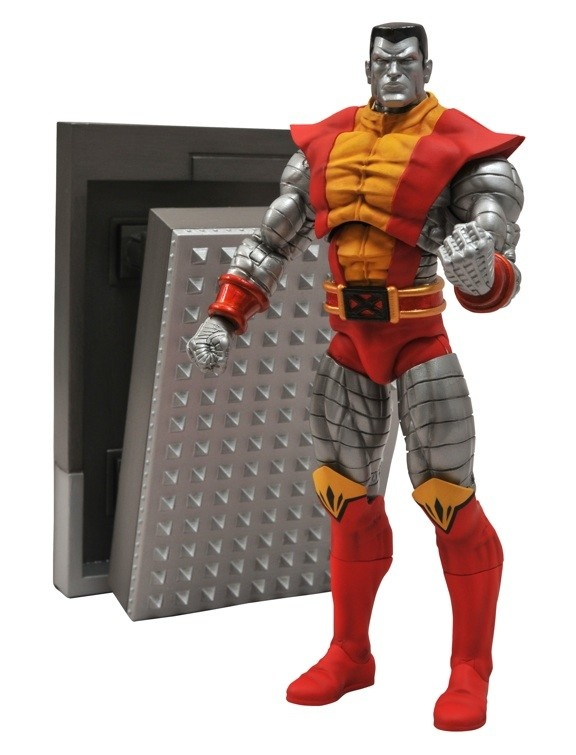 DIAMOND SELECT TOYS Marvel Select: Colossus Action Figure
