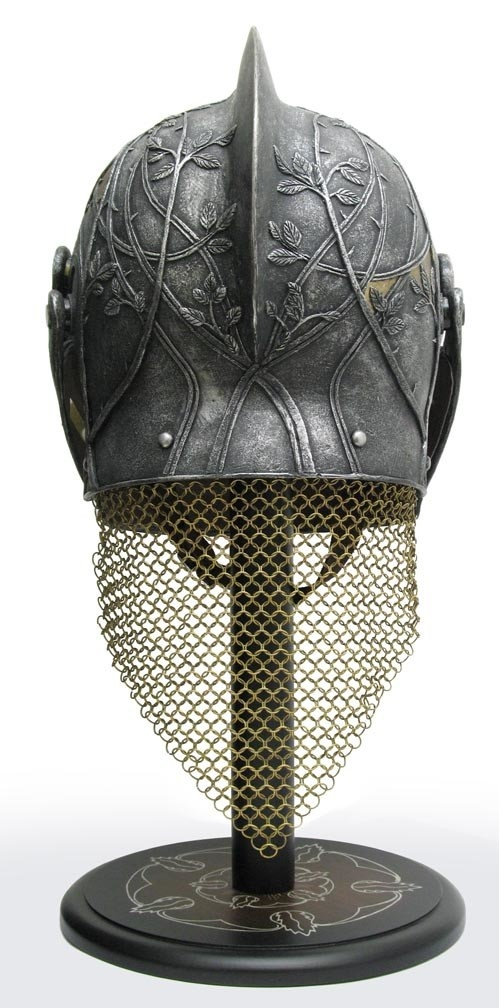 Valyrian Steel Game of Thrones: Loras Tyrell's Helm 1:1 Replica