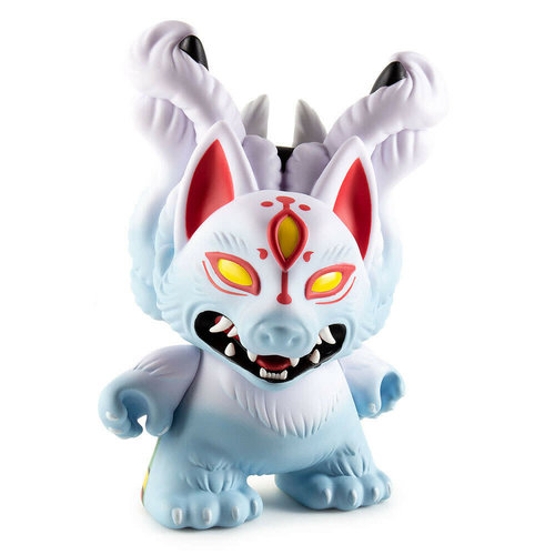 Kidrobot Kyuubi 8 inch Dunny by Candie Bolton