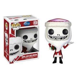 FUNKO Pop! Movies: The Nightmare Before Christmas - Santa Jack