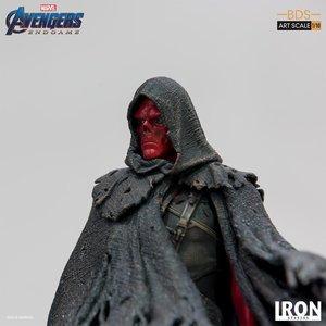 Iron Studios PRE ORDER: Marvel: Avengers Endgame - Red Skull 1:10 Scale Statue