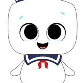 FUNKO SuperCute Plush: Ghostbusters - Stay Puft