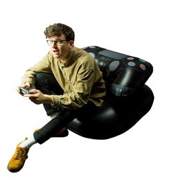 Paladone Playstation: Inflatable Chair