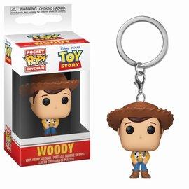FUNKO Pocket Pop Keychain: Toy Story - Woody