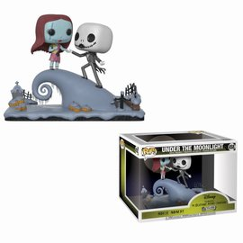 FUNKO Pop! Disney: Movie Moments - NBC Jack and Sally on the Hill