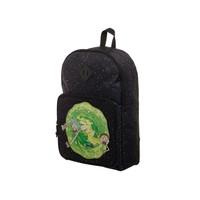 Rick & Morty Portal Backpack