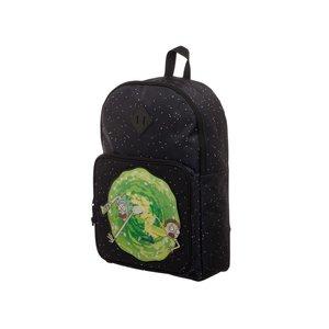 Bioworld Rick & Morty Portal Backpack