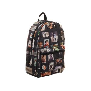 Bioworld STW PHOTO ALBUM PRINT SUBLIMATED BACKPACK