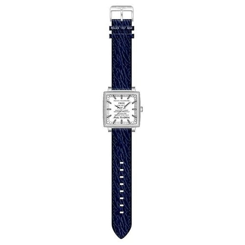 Zeon Dr. Who: Tardis Adult Watch