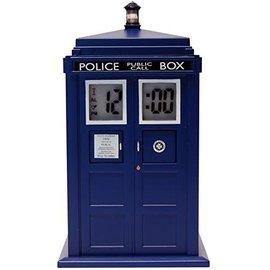 Zeon Dr. Who: Tardis Projection Alarm Clock